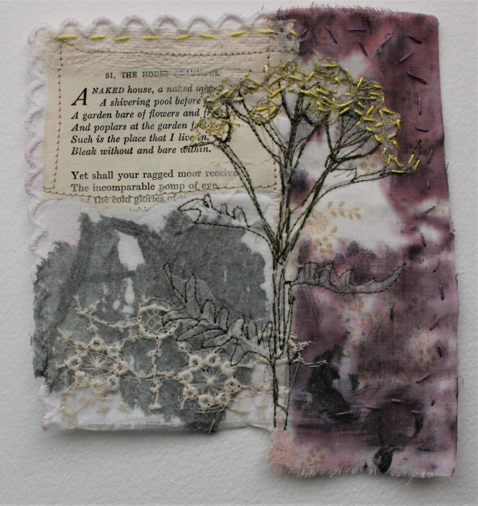 Poetry in Plants 2 (sold)